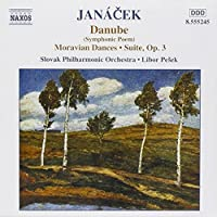 Janacek: Orchestral Works - Danube; Moravian Dances; Suite, Op. 3 (2002-05-03)