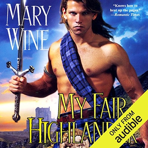 My Fair Highlander audiobook cover art