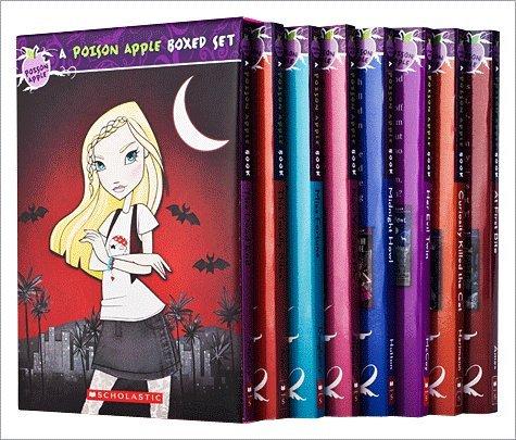 A Poison Apple Boxed Set (Poison Apple, Volumes #1 through #8)