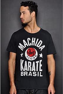 Roots of Fight Machida Brazil T-Shirt - Black