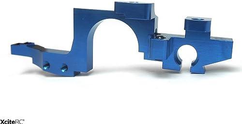 XciteRC kM Racing K8Aluminium mamparo inférieure Droite (Bleu)