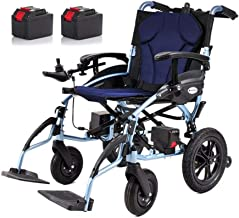 zdw Light Weight Folding Power Wheelchair Standard Model - Personal Mobility Aid