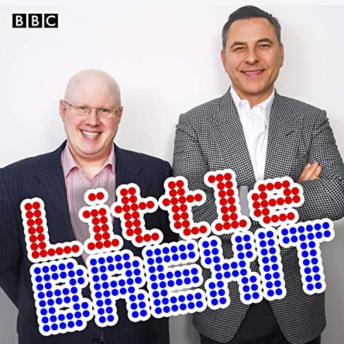 Little Brexit audiobook cover art