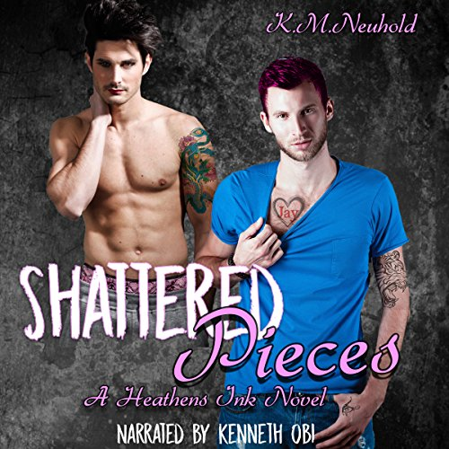 Shattered Pieces cover art
