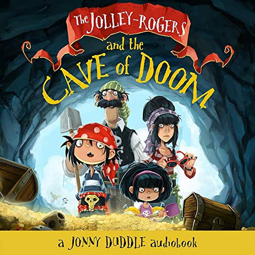 The Jolley-Rogers and the Cave of Doom cover art