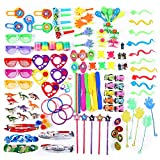 YuiteTom Party Favors Assortment, Birthday Toys Supplies for Kids, Carnival Prizes Box Toy for Boys and Girls, for Pinata Assorted Goodie Bag Fillers Bulk Toy Treasure Box for Classroom Rewards