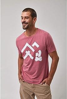Camiseta Cabana - Rose
