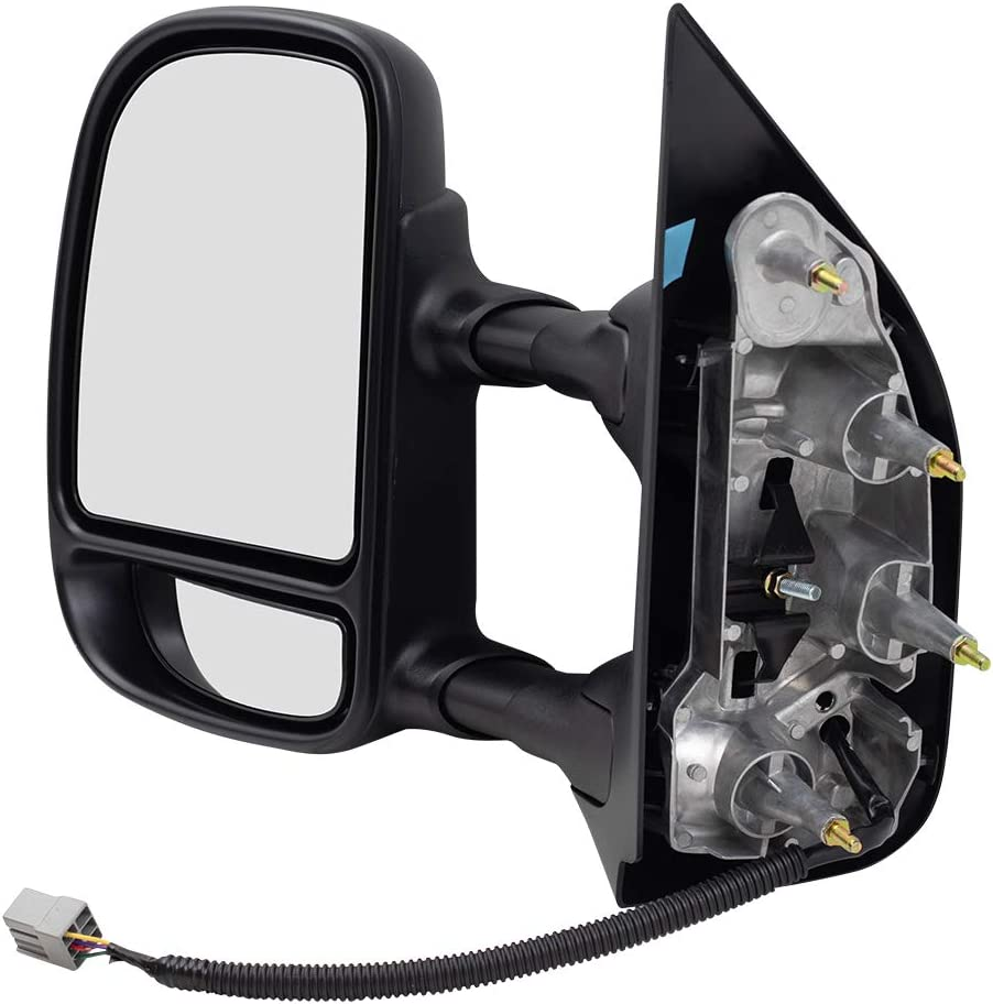 Brock Replacement Drivers Power 正規販売店 Side Te View Mirror セール特別価格 Swing Double