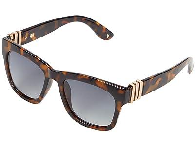 Frye Lana (Tortoise) Fashion Sunglasses