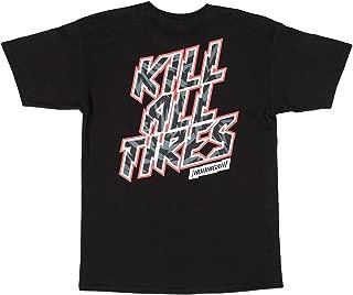 Hoonigan Kill All Tires Ken Block GT Short-Sleeve T-Shirt