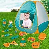 Zoom IMG-1 lbla pieghevoli tenda da gioco