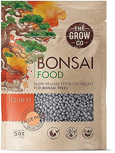 Bonsai Fertilizer - Gentle Slow Release Plant Food Pellets - Perfect for All...