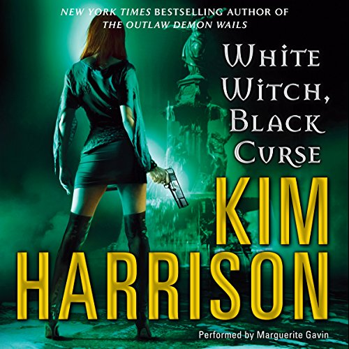 White Witch, Black Curse     The Hollows, Book 7              By:                                                                                                                                 Kim Harrison                               Narrated by:                                                                                                                                 Marguerite Gavin                      Length: 18 hrs and 30 mins     3,136 ratings     Overall 4.6