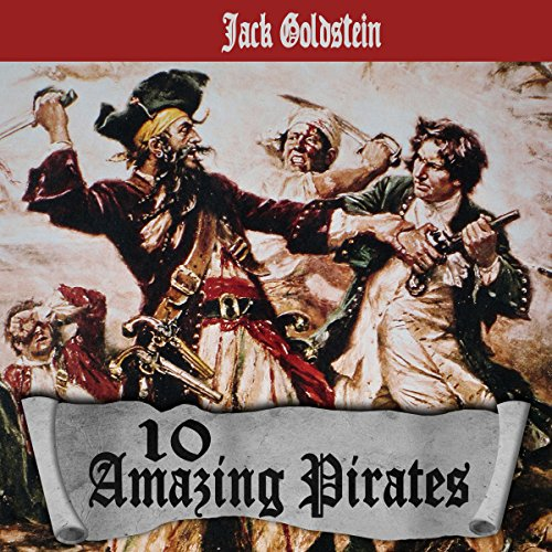10 Amazing Pirates cover art