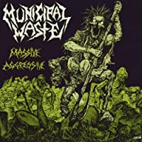Massive Aggressive by Municipal Waste