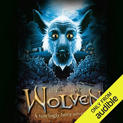 Wolven audiobook cover art
