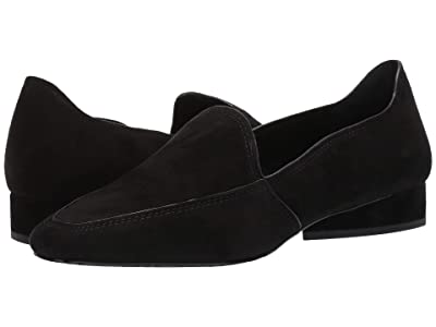 Donald J Pliner Icon 2 (Black Suede) Women