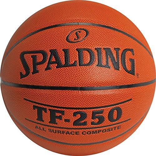 Review Spalding TF250 Inter/Women's Basketball