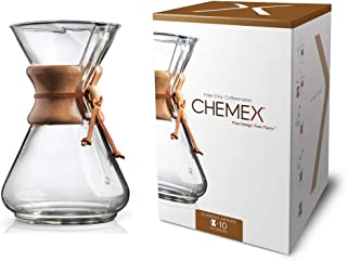 Best chemex 10 cup classic glass coffee maker Reviews
