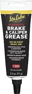 CRC SL3301 Synthetic Brake & Caliper Grease, 2.5 Wt Oz