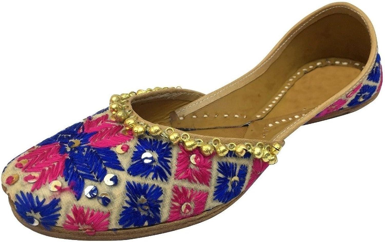 Step n Style Women Punjabi Jutti Khussa shoes Ethnic Footwear Mojari Indian shoes