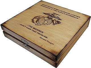 usmc jewelry box