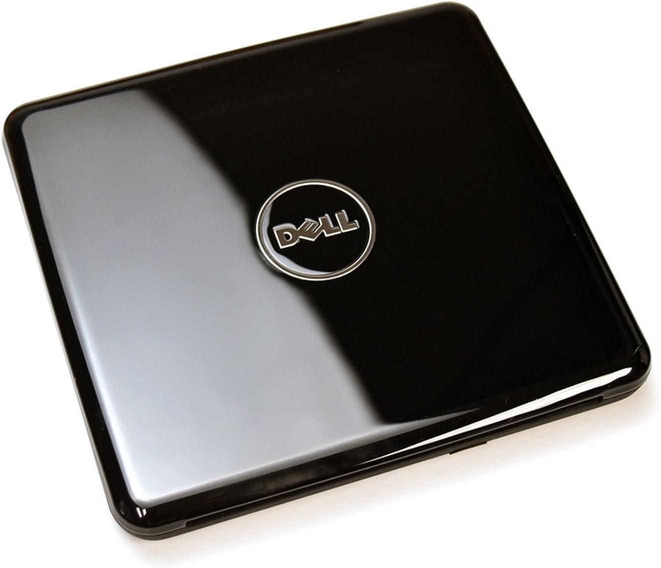 Aquamoon Trading New GX10N Genuine Dell GPK9C OEM USB Optical Drive External USB DVDRW Drive ODD Multi-Recording LGE-DMGP60N(B) CTYDR RJHFR 5GTT7 8H1N5 RVX09 X130M GP60N DVD+/-RW HLDS