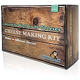 Kit para hacer queso – alrededor del mundo en 20 quesos