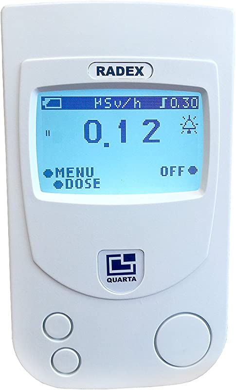 RADEX RD1503 Safety PRO With Dosimeter High Accuracy Geiger Counter Radiation Detector