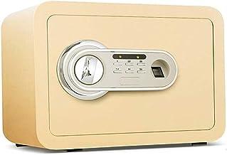 HDZWW Home Safe Large Electronic Digital Safe with Instruction Light for Money Safe Cash Jewelry Passport