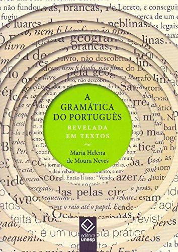 A gramática do português revelada em textos