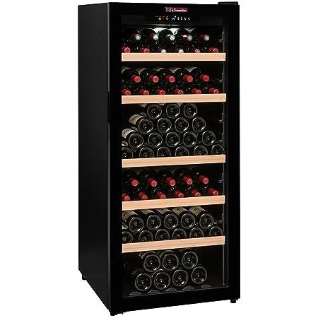 Cantina da vino di invecchiamento la Sommelière ctv177b Par FRIO | 165bottiglie–Temperatura tra 5°C e 20°C | Design contemporaneo