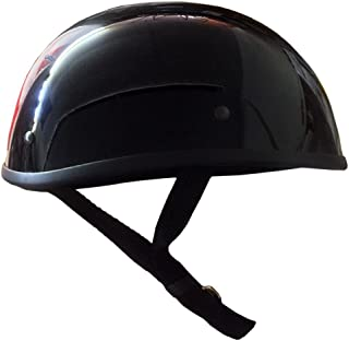 Blister (BGXL) has a DOT Approved Lightweight, Extra Thin Shell With A Quick Release That Has No Lift. The Original MicroDOT Helmet Co