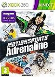 Motion sports adrenaline (jeu Kinect) [Importación francesa]