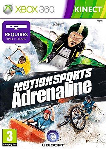 Ubisoft  MotionSports Adrenaline