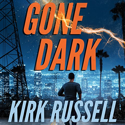 Gone Dark audiobook cover art