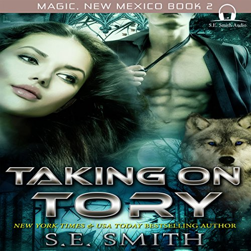 Taking on Tory audiobook cover art