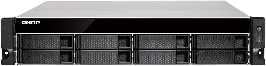 QNAP TS-873U-RP-16G-US 2U 8-Bay NAS/iSCSI IP-SAN, 10GbE, Redundant PSU
