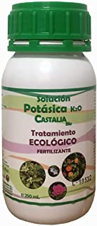 Castalia - Jabón Potasico Eco - Solución Potasica K2O 250