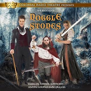 Noggle Stones audiobook cover art
