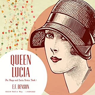 Queen Lucia cover art