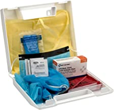Pac-Kit by First Aid Only Bloodborne Pathogen Spill Clean Up Apparel Kit with CPR Pack, Plastic (213-F)
