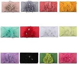 Zohto Pomotion:Headbands For Girls,Headwear Accessories Newborn Toddler Cute Kid Turban Birthday Easter Gift