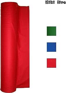 barra de nailon s/ólido KOET Mantel de billar profesional No nulo Rojo accesorios de mesa de billar 2.8 m f/ácil de instalar y usar