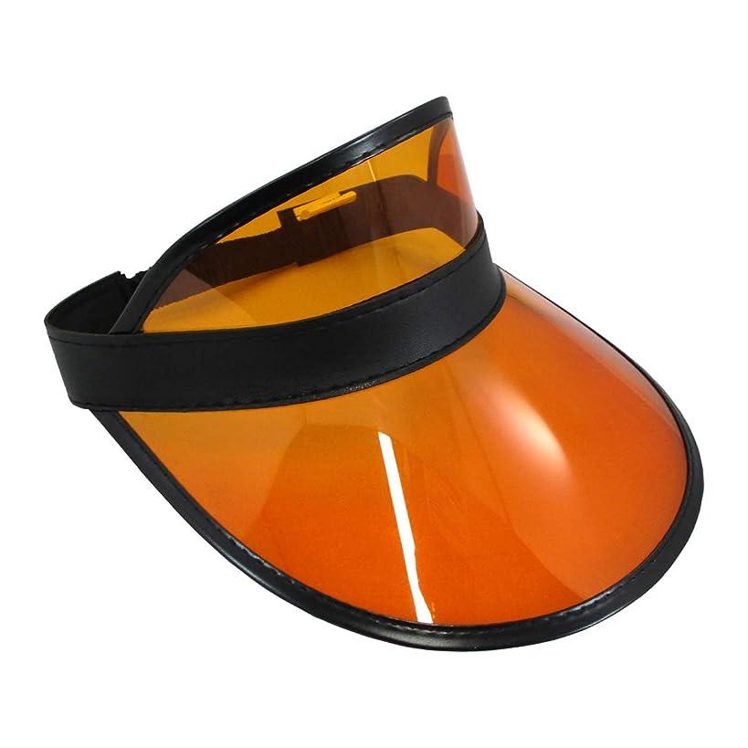 Retro Tennis Beach Colored Plastic Clear Sun Bingo Vegas Dealer Golf Casino Visor Hat