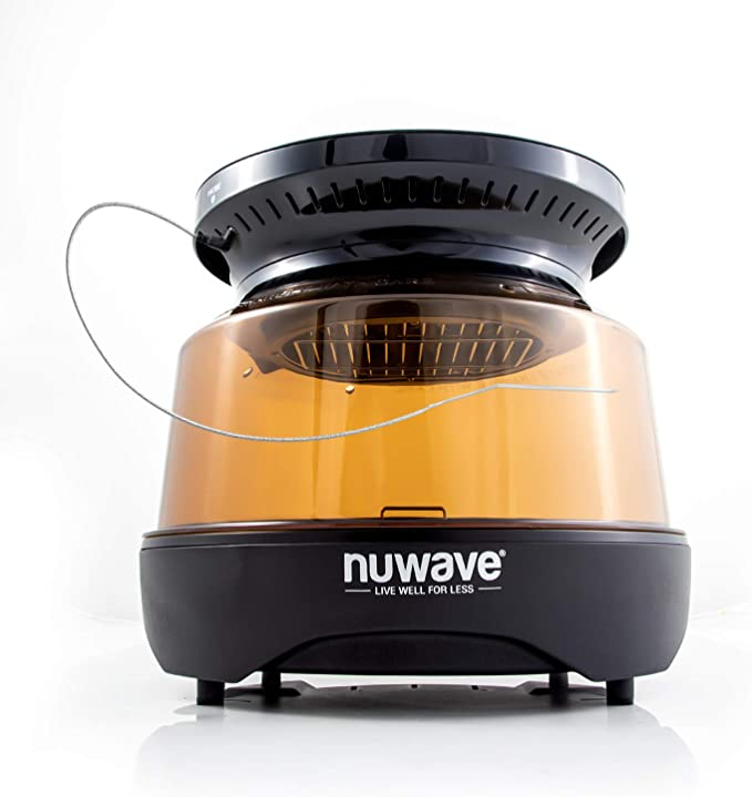 Kitchen & Dining Small Appliances NuWave Black Primo Convention ...