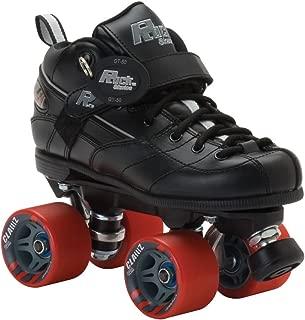 Lynx Sure-Grip GT50 Clawz Quad Indoor Roller Skates