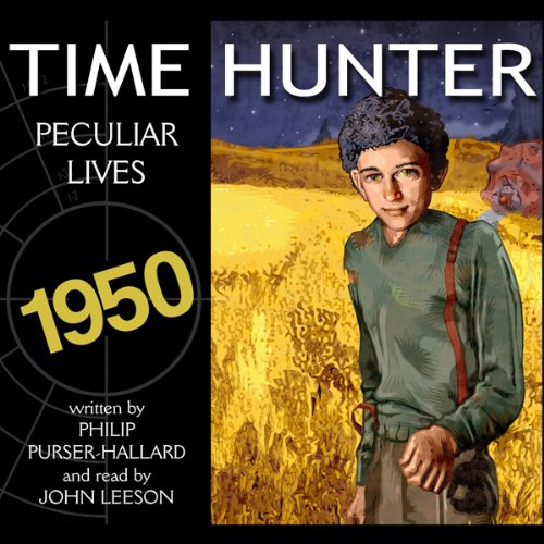 Peculiar Lives audiobook cover art