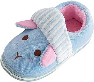 Cartoon bag foot Slippers,G-real Toddler Baby Boys Girls Cute Cartoon Shark Shoes Soft Anti-slip Winter Home Shoes