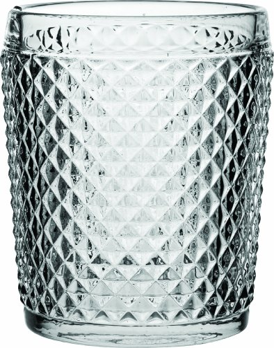 6 x Utopia Dante Altmodisches Glas 340 ml/12oz Whiskey Cocktail Tumbler